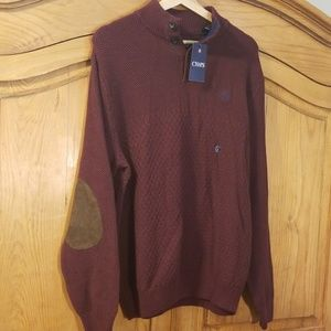 Chaps Sweater NWT